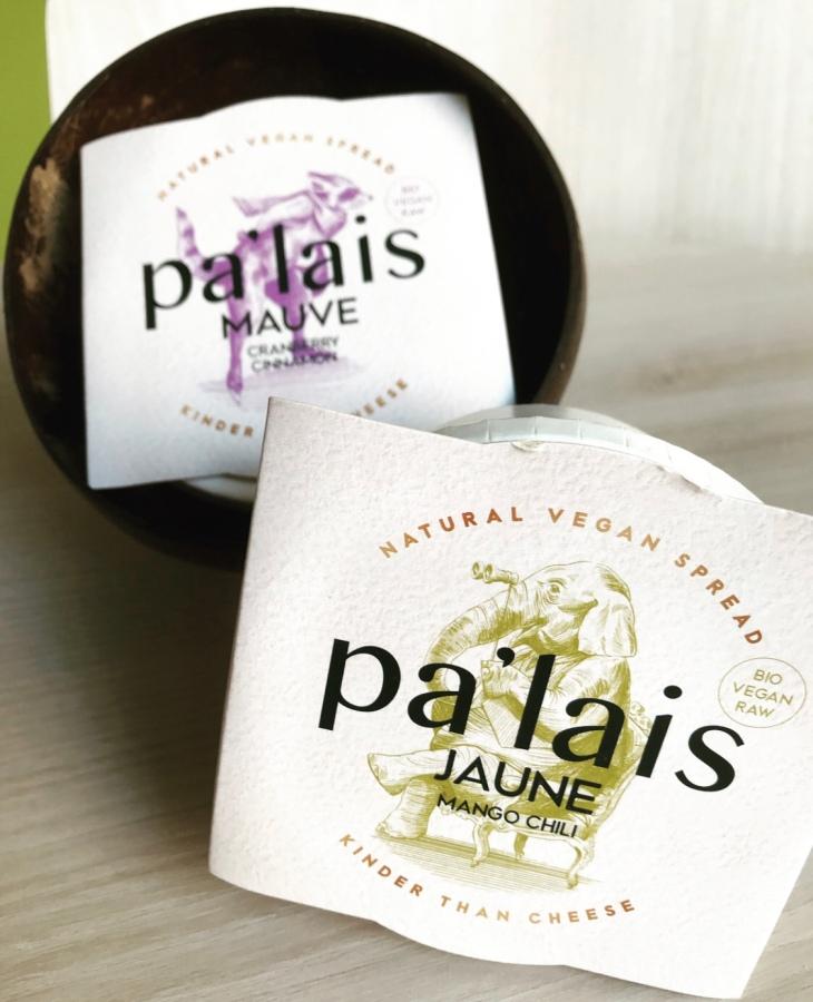 Palais, pâte à tartiner belge. Saveur du palais