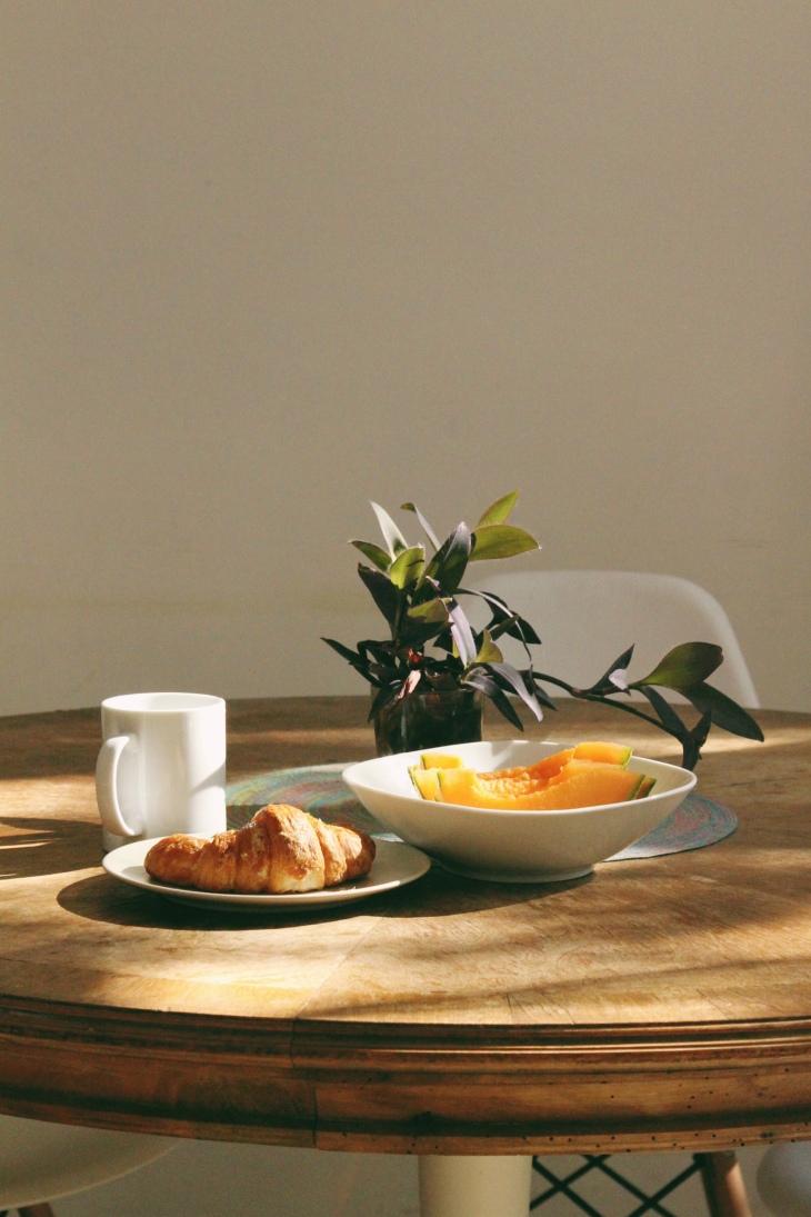 La routine du petit-déjeuner 😋