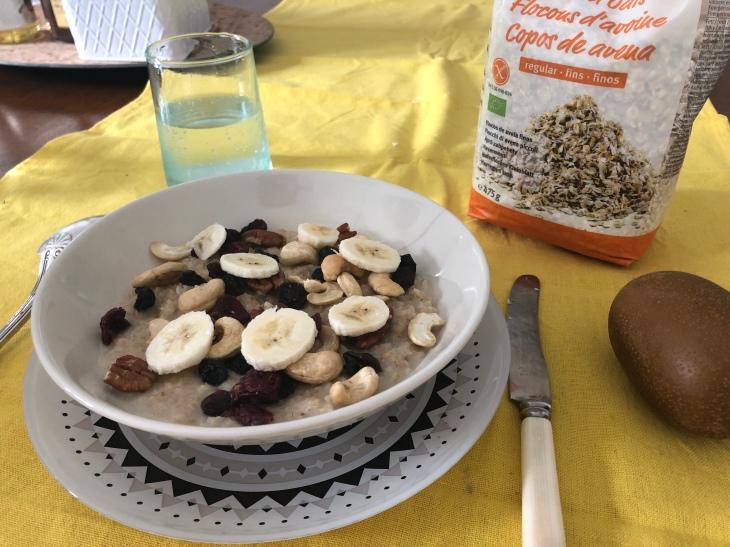 Petit-déjeuner idéal pour une vie saine 🥕
