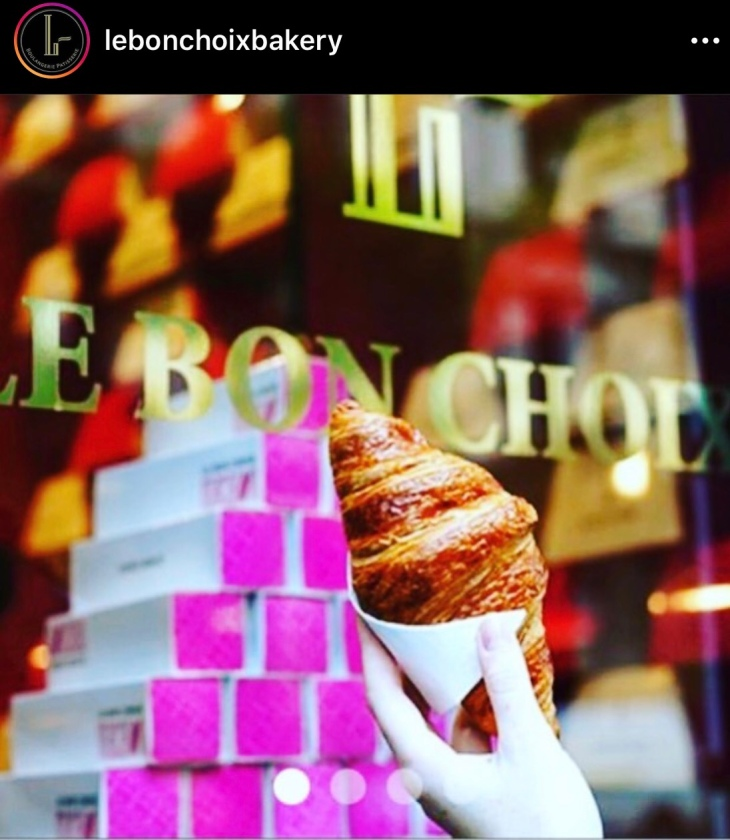 Boulangerie gastronomique française Le Bon Choix de luxe à Brisbane